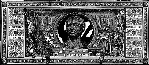 Roman History - Roman Emperors Decoration
